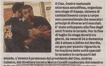 Messaggero Veneto – 28/6/2013