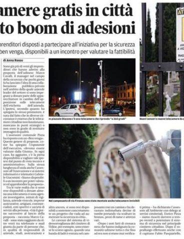 Messaggero Veneto – 27/10/2013